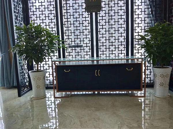 安徽铜陵农商行大酒店公区活动家具送货安装摆放完毕
