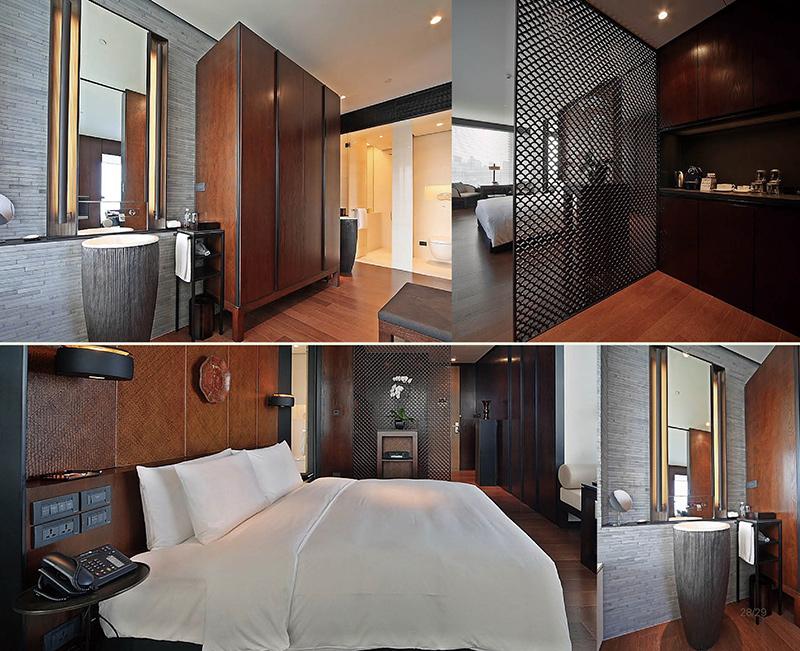 流行的酒店家具定制风格