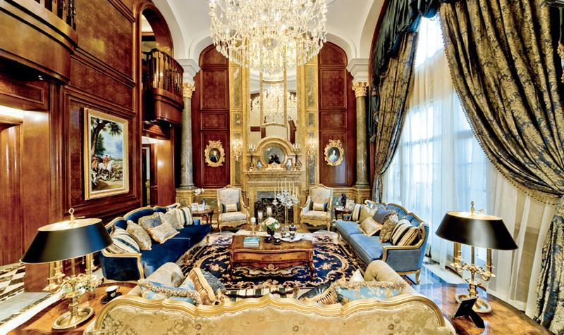 别墅会所家具