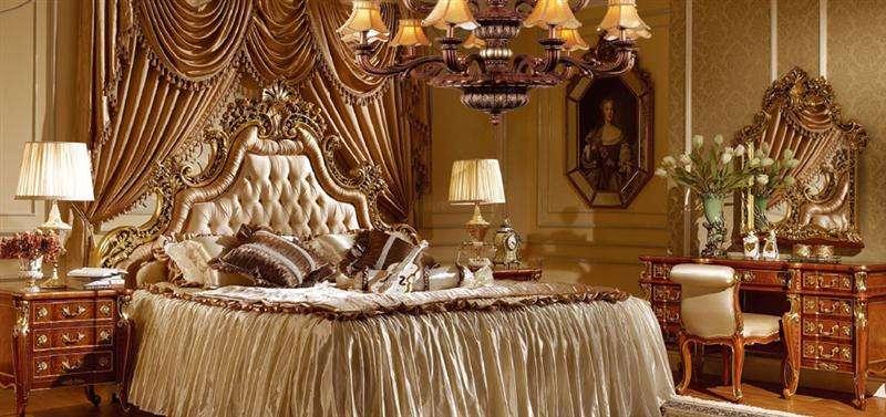 欧式酒店家具