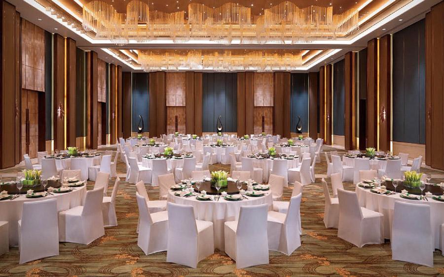 星级酒店宴会厅定制家具