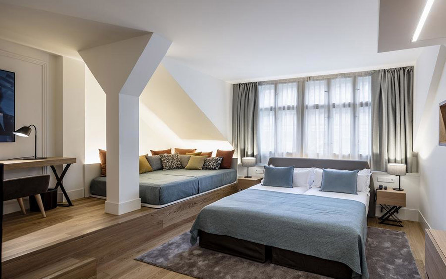现代精品公寓酒店家具定制