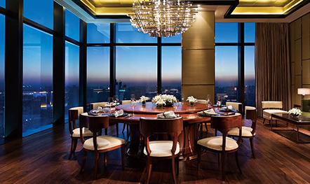 现代风格 酒店家具整体定制厂家