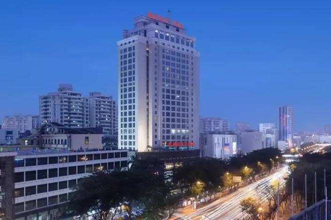 鑫源温泉大酒店定制家具案例