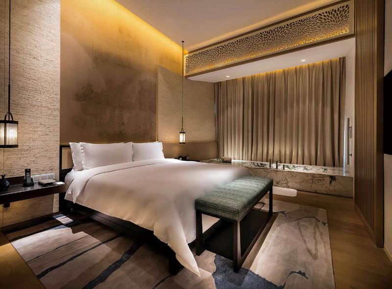 酒店床选购