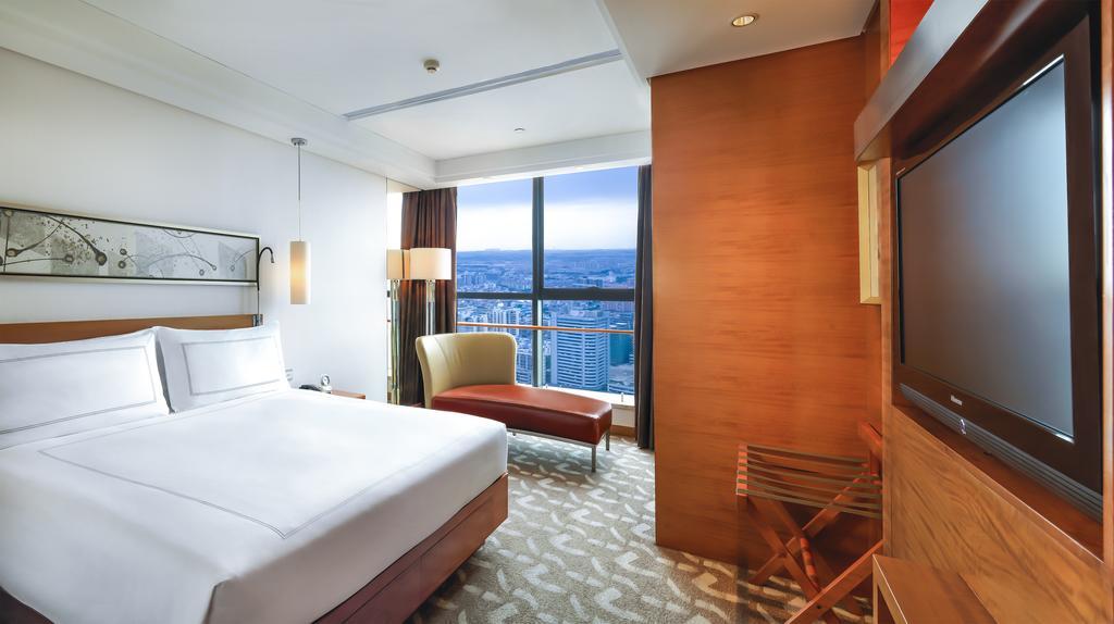 酒店房间家具