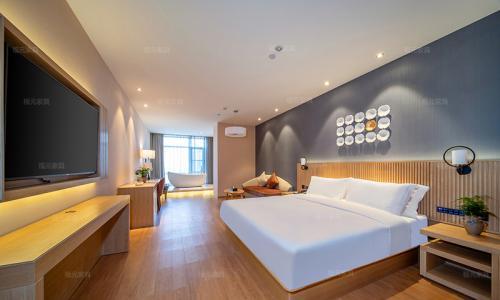 酒店家具十大品牌之一鸿业家具