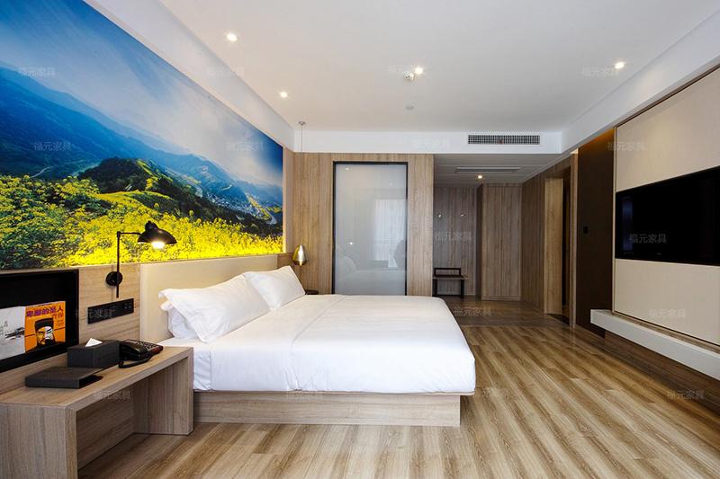 广东酒店家具厂家为您介绍现代酒店风格