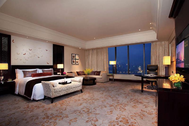 商务型酒店家具配套 大床房
