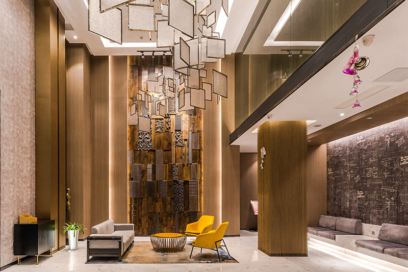 酒店家具定制常用木皮材料有哪几类?