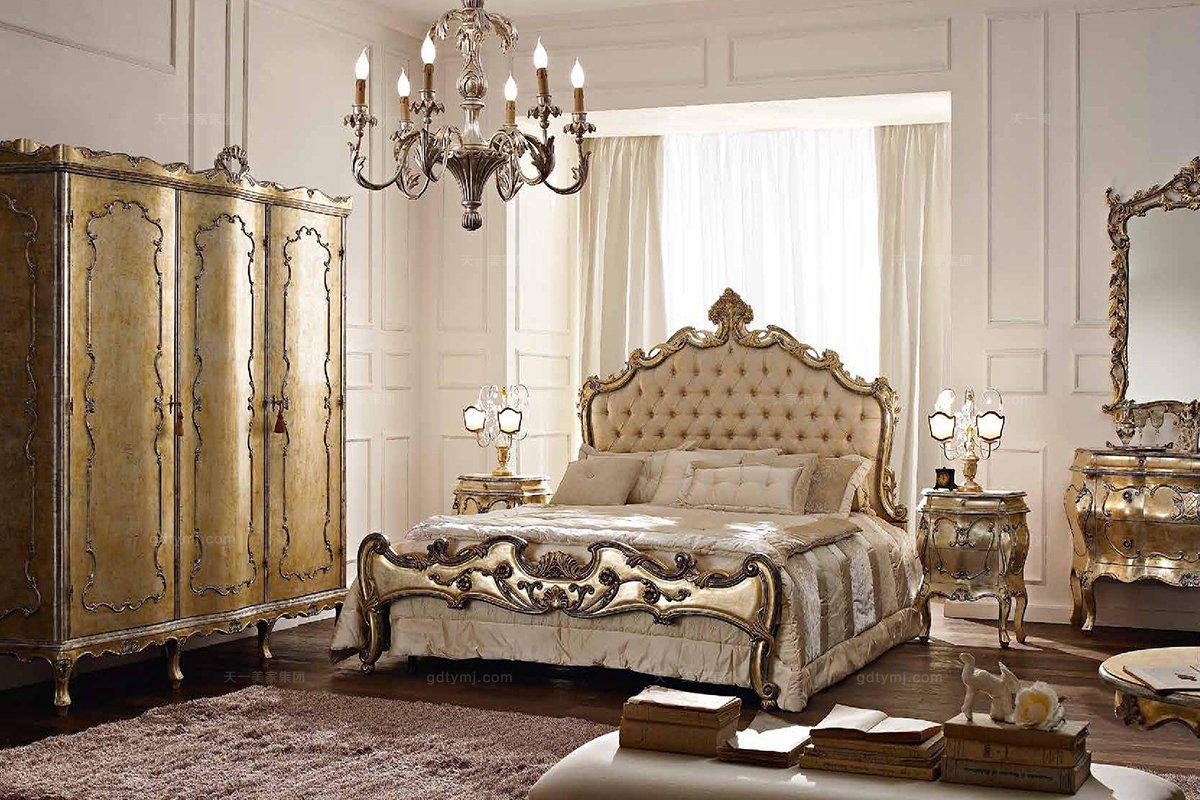 什么是欧式古典酒店家具