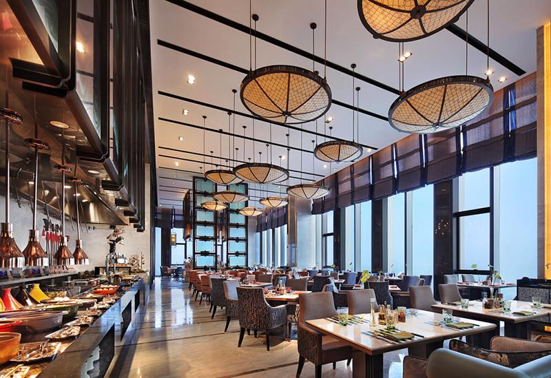 中高档酒店餐厅配置万博maxbetx手机 餐桌椅